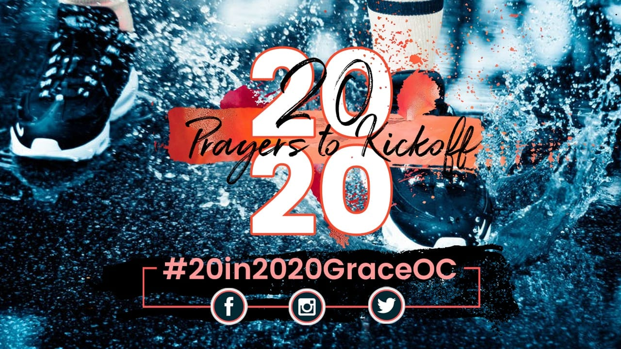 "Featured image for ""20 Prayers to Kick-Off 2020"""