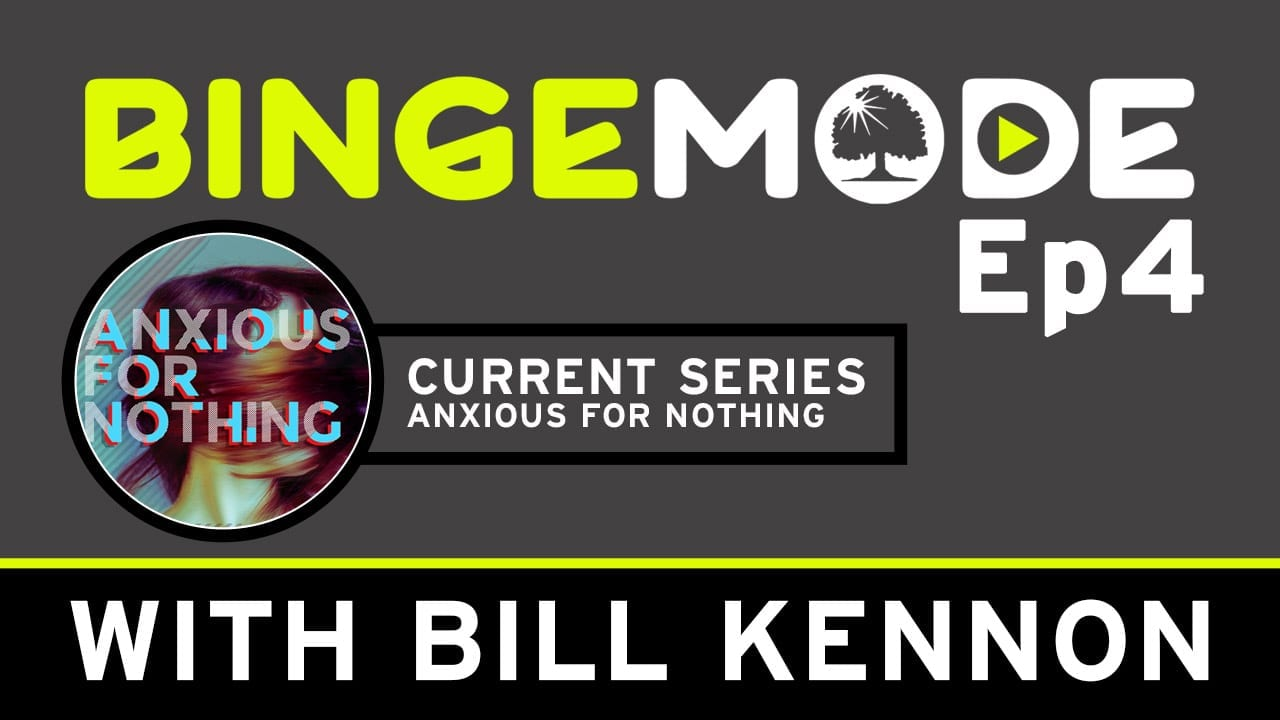 "Featured image for ""Binge Mode Ep 4 with Bill Kennon"""