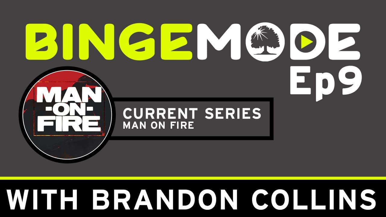 "Featured image for ""Binge Mode Ep 9 with Pastor Brandon Collins"""